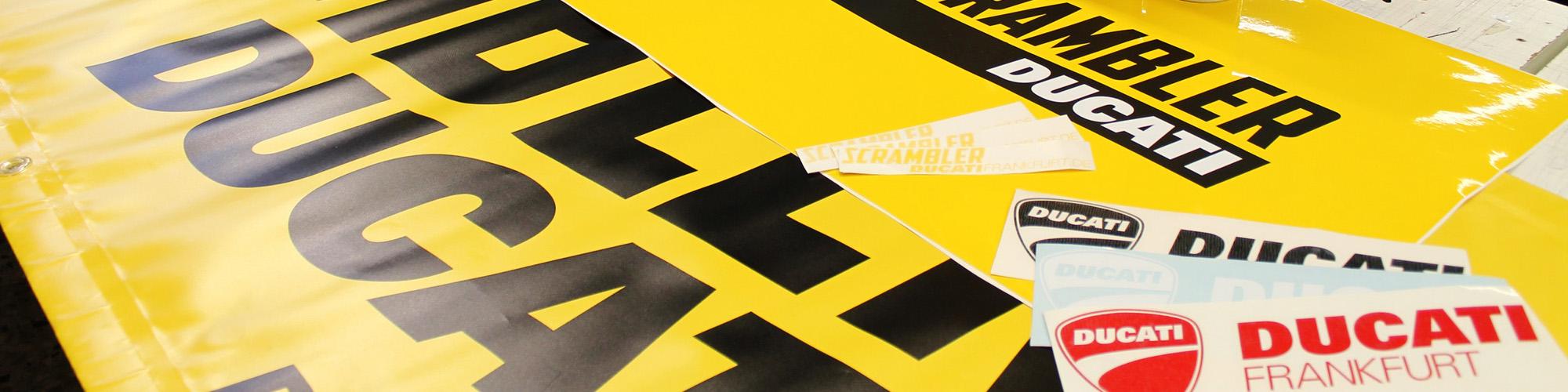 Striscioni - Banner